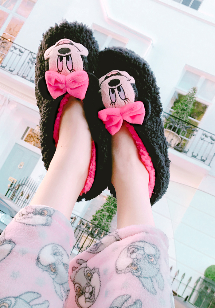 [Disney] Minnie room shoes