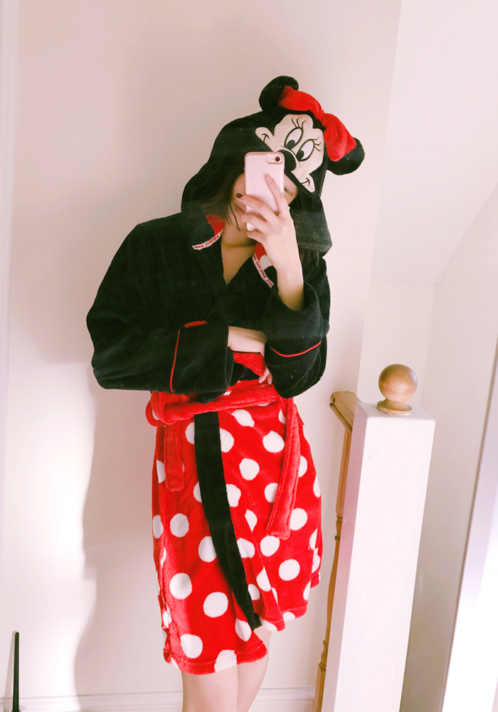 [Disney] Minnie dot gown