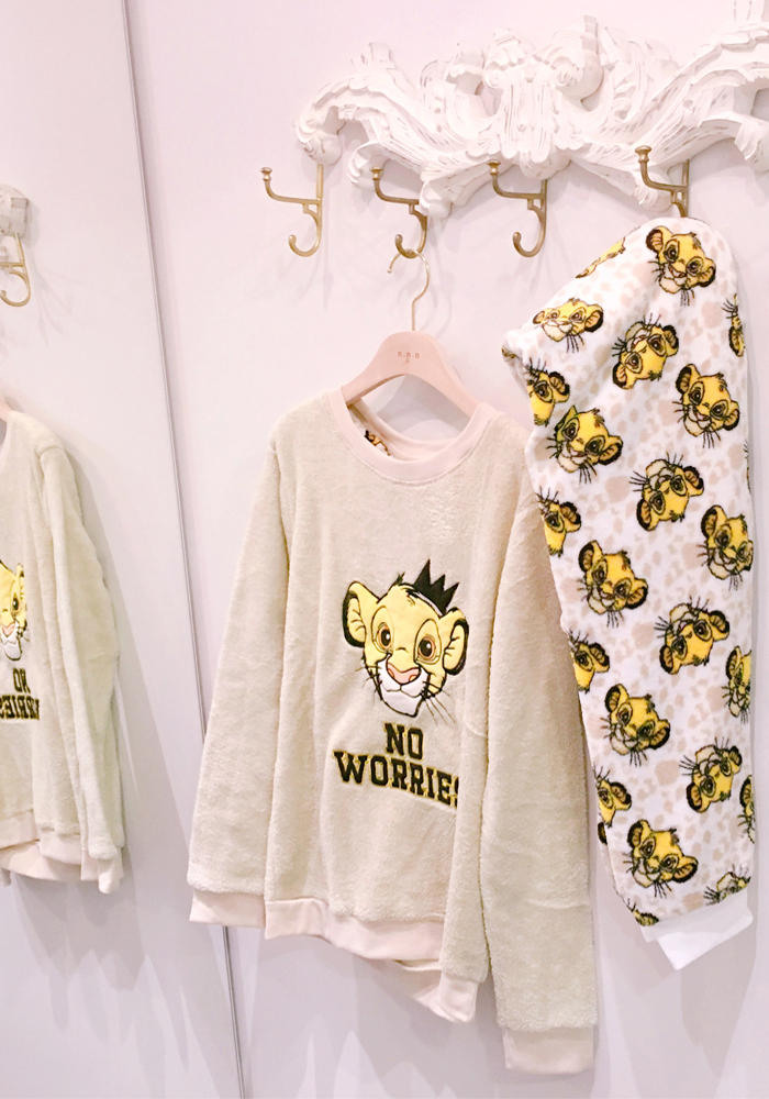 [Disney] Simba pyjamas set