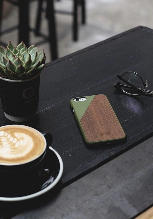 [Native Union] Clic Wooden iPhone Case / 6 colors
