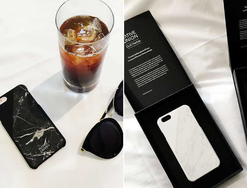 [Native Union] Clic Marble iPhone Case / 2 colors