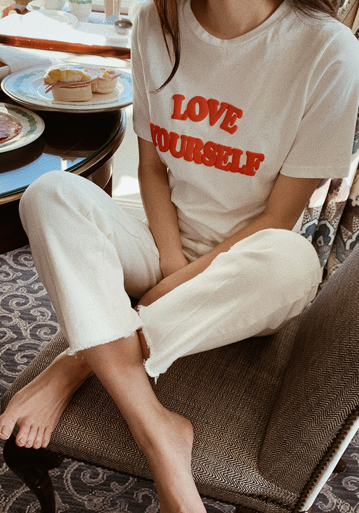 [공구] LOVE your self T-shirt